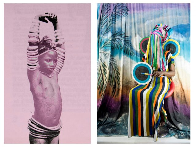 Pink Girl – Stripes